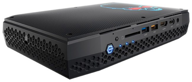 Ecco i nuovi Mini PC NUC Hades Canyon di Intel, con i processori Kaby Lake G