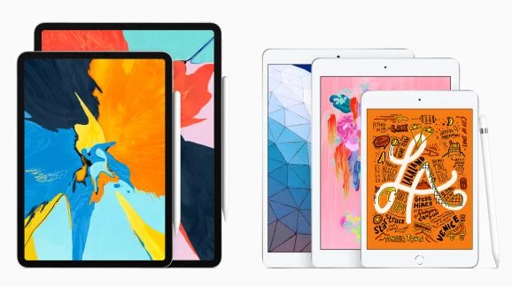 Apple presenta i nuovi iPad Air da 10,5 pollici e iPad mini da 7,9 pollici