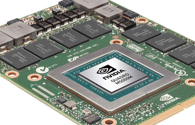 Nuove GPU Nvidia Quadro per notebook performanti