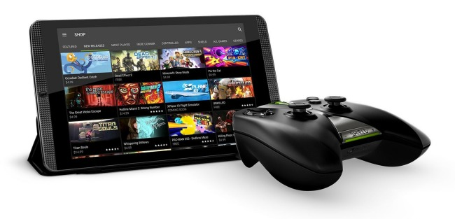 NVidia SHIELD K1, tablet performante a 199 euro
