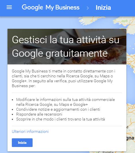 Posizionamento Google di un'attività: come migliorarlo