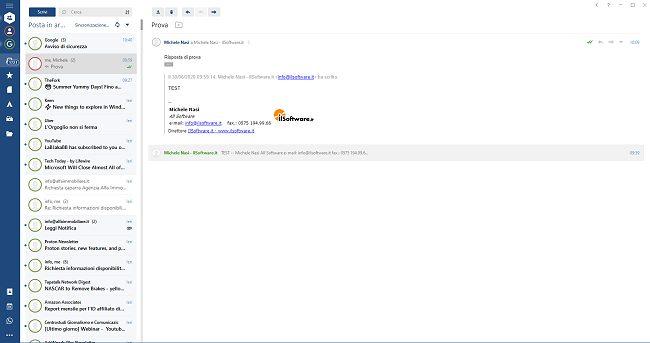Posta elettronica: Mailbird è un client email per Windows completo e facile da usare
