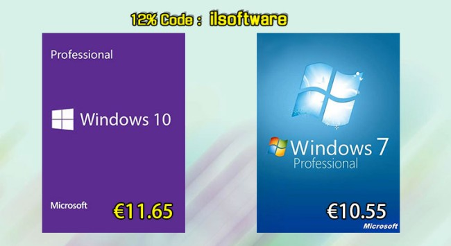 Product Key Windows 7 a meno di 11 euro: ecco dove trovarlo