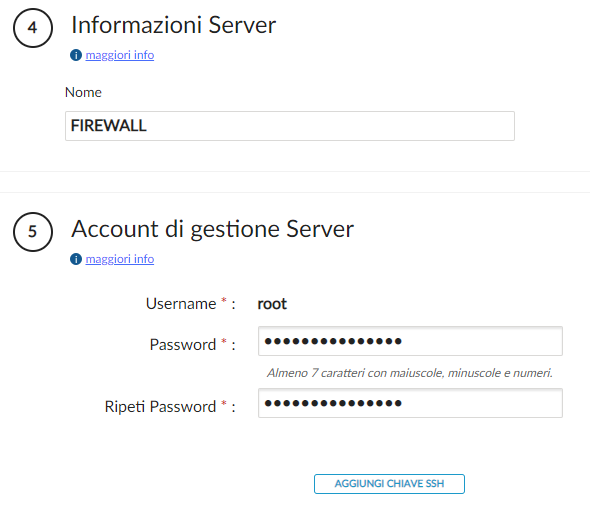 Come proteggere con un firewall i server cloud e gestirli via VPN
