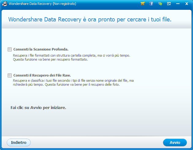 Wondershare Data Recovery, il miglior strumento per recuperare dati in Windows