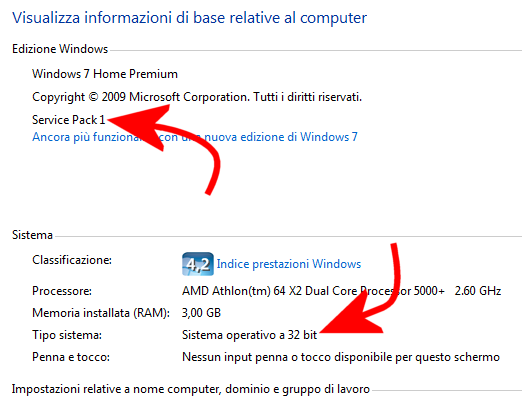 windows 7  gratis italiano completo crack