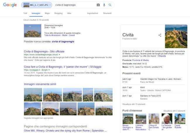 Ricerca Per Immagini Su Google Come Funziona
