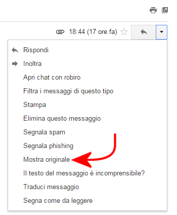 Come riconoscere email phishing