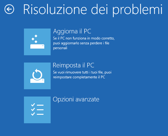 Fix MBR per ripristinare boot di Windows e avvio del computer