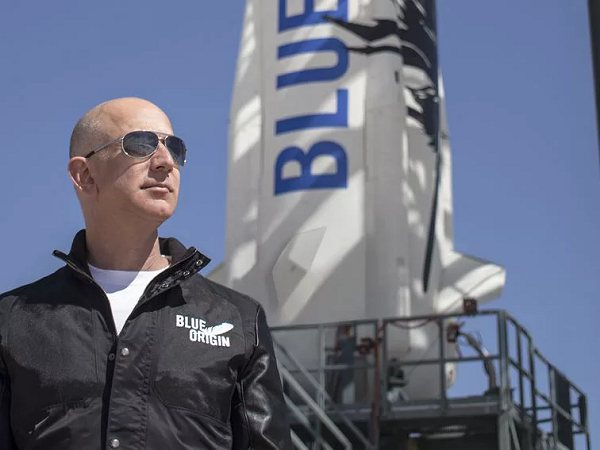 Amazon, banda larga per tutti via satellite