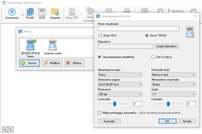 Scannerizzare: i migliori parametri per foto e documenti di testo