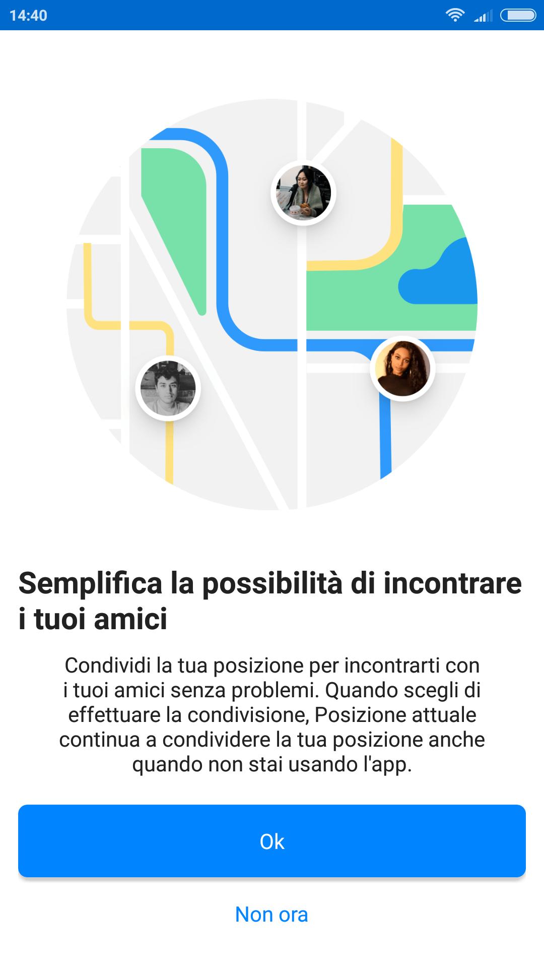 Come localizzare la posizione di un contatto WhatsApp