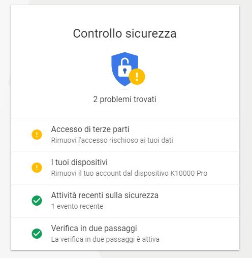 Google testa l'integrazione di account di terze parti in Gmail su iOS