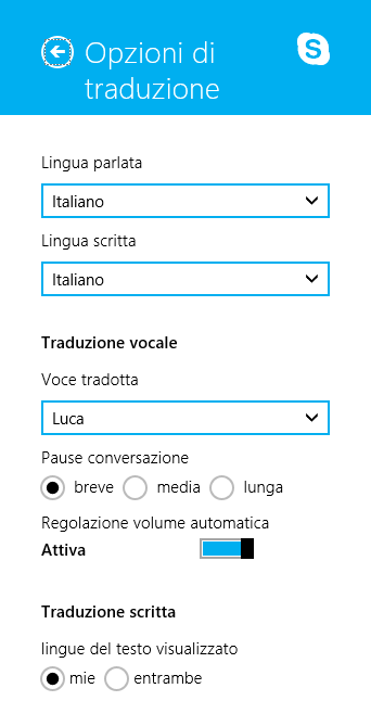 Skype Translator, download e prova del traduttore universale