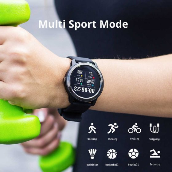 Smart band S08 Plus Sports Bluetooth 4.0: caratteristiche e offerta