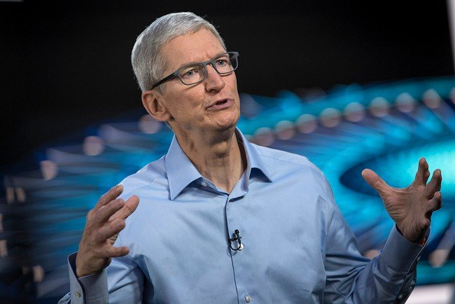 Apple svilupperà un software per la guida autonoma, parola di Tim Cook