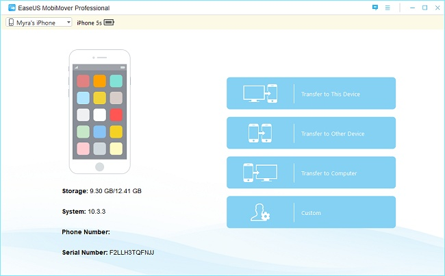 Trasferire Dati Da Iphone A Iphone Oppure Su Pc Ilsoftwareit