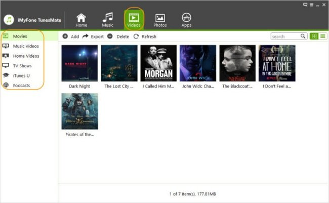 Come trasferire musica, video e foto da iTunes o dal PC all'iPhone