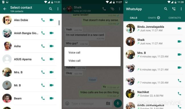 Come Attivare le Videochiamate di WhatsApp