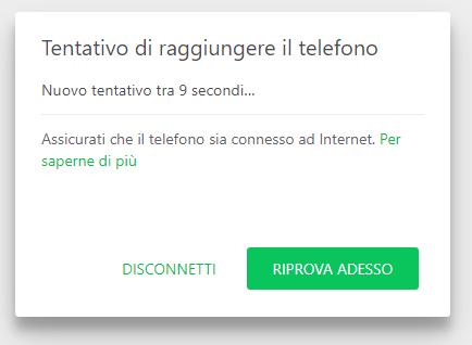 collegamento di contatti WhatsApp falsa identità sui siti di incontri