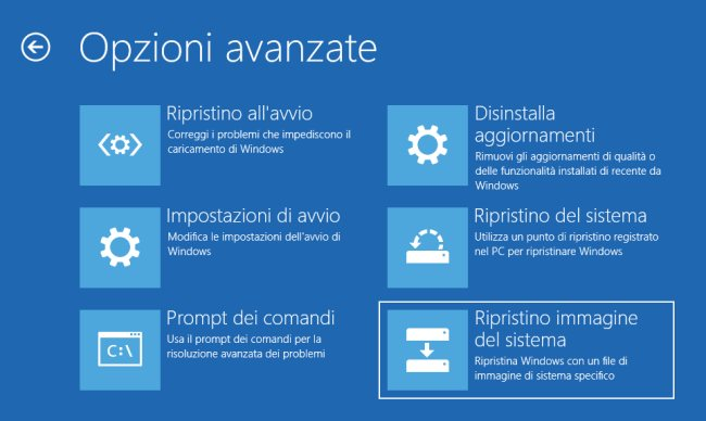 Windows 10 e sistemi server: backup automatizzato con wbAdmin e ripristino su hardware differente