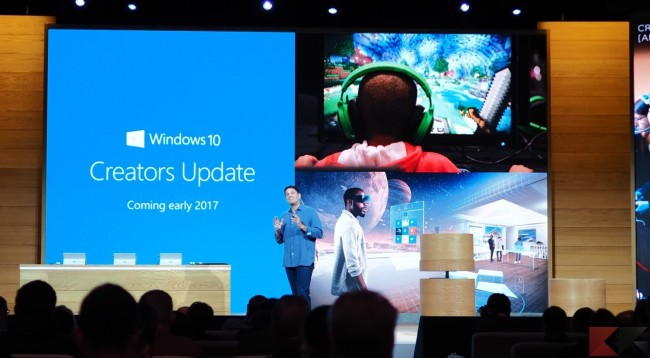 Windows 10 Creators Update, novità per i professionisti