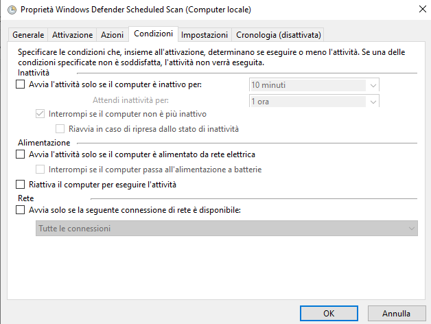 Windows Defender: cosa fare quando occupa troppa CPU