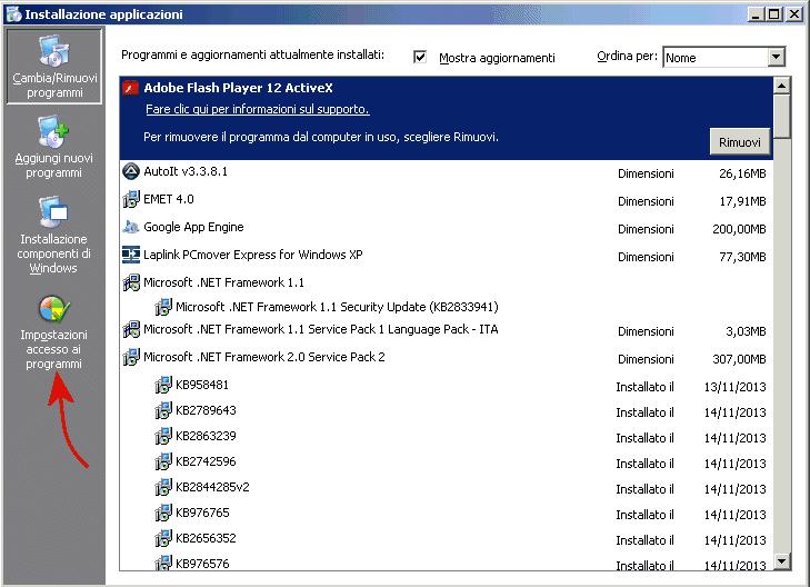 Come sostituire xp con windows 8.1