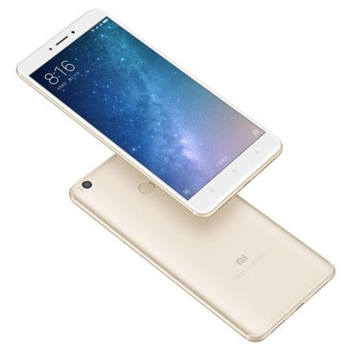 Xiaomi Mi Max 2, autonomia pari a due giorni. Schermo da 6,44 pollici